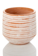 SERRV Bandu Clay Planter