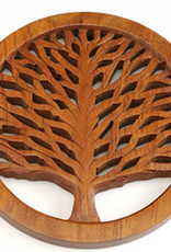 SERRV Tree of Life Trivet