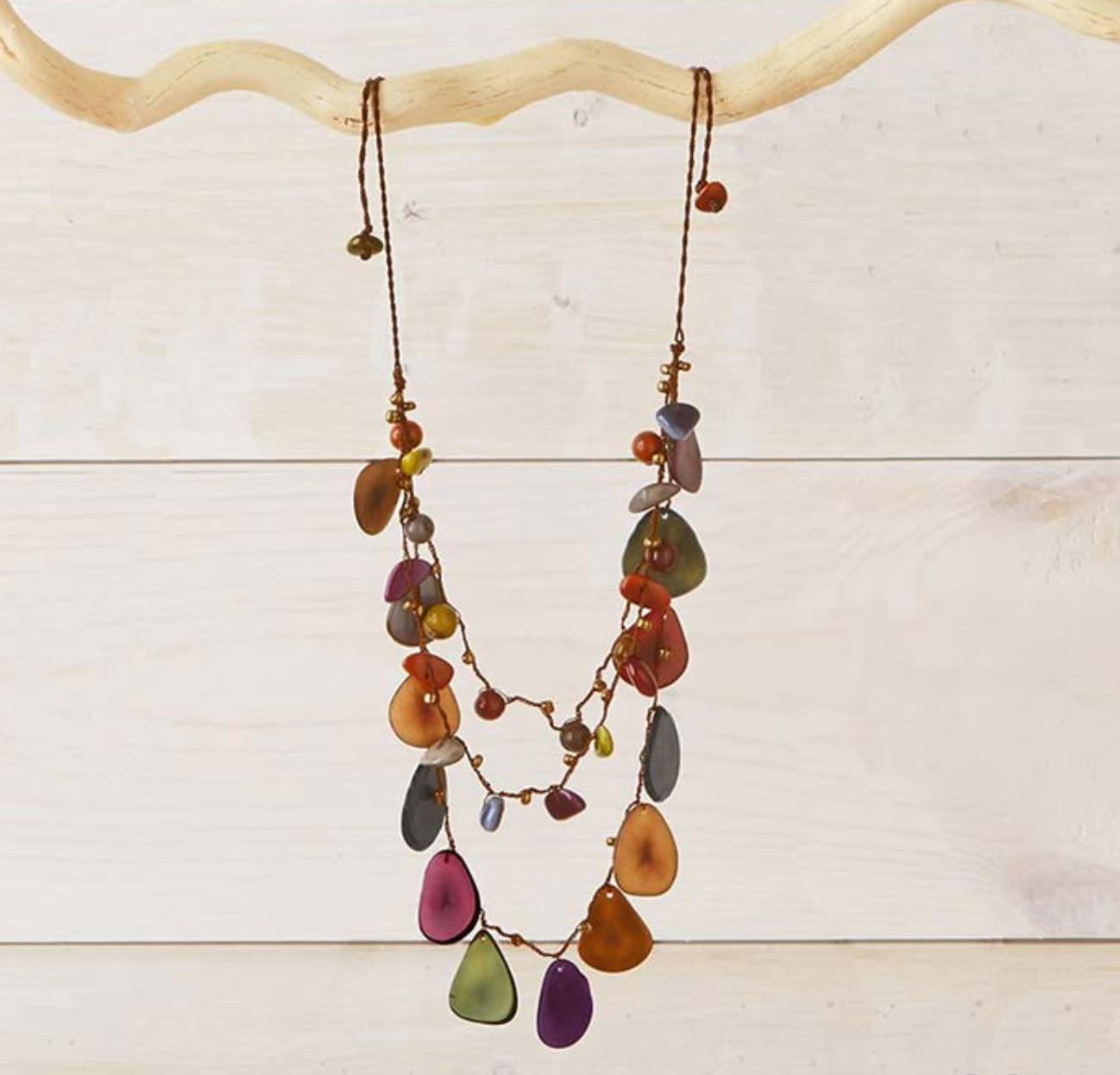 SERRV Vistoso Layered Necklace
