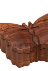 SERRV Butterfly Puzzle Box