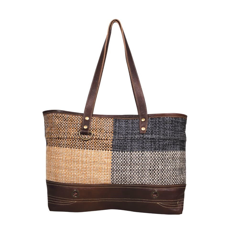 Myra Bag Worldly Wise Tote Bag