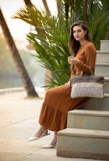 Myra Bag Moods Of Brown Messenger Bag