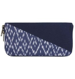 Malia Designs Ikat Long Wallet