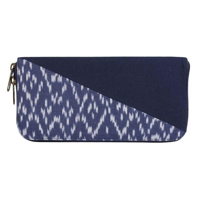 Malia Designs Ikat Long Wallet