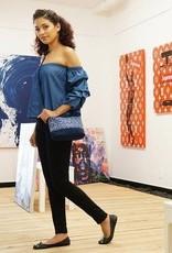 Malia Designs Ikat Small Crossbody