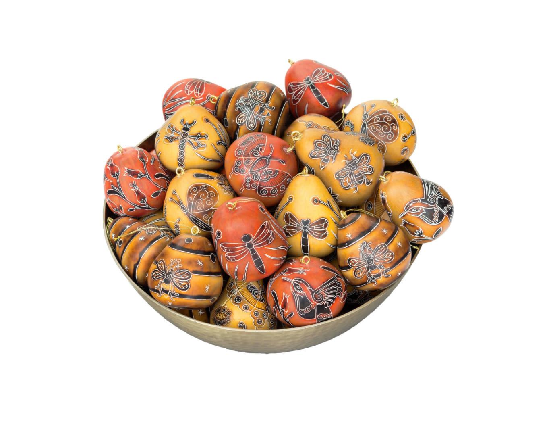 Lucuma Nature Gourd Ornament