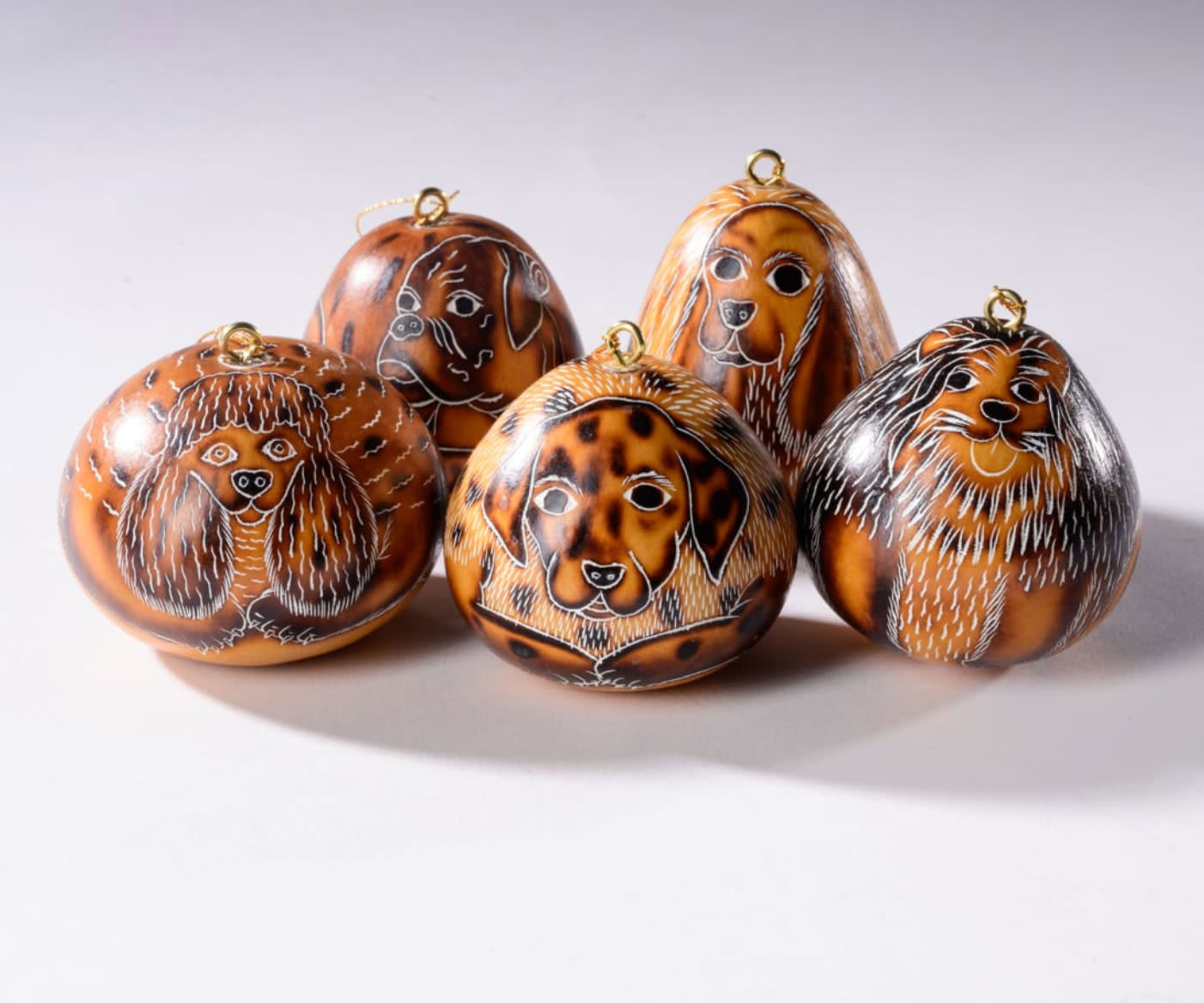 Lucuma Dog Gourd Ornament