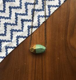 Quora Gold Necklace