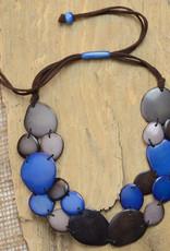 Minga Imports Cobblestone Necklace