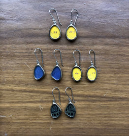 Minga Imports Butterfly Earrings
