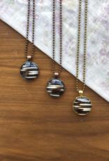 Ziggywear Globe Quill Necklace