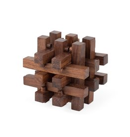 Ten Thousand Villages Cube Puzzle