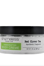 Shameless Soap Co Red Clover Tea Body Creme