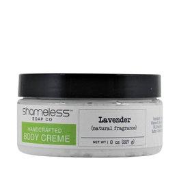 Shameless Soap Co Lavender Body Creme