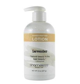 Shameless Soap Co Lavender Lotion