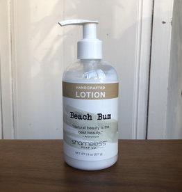 Shameless Soap Co Beach Bum Lotion