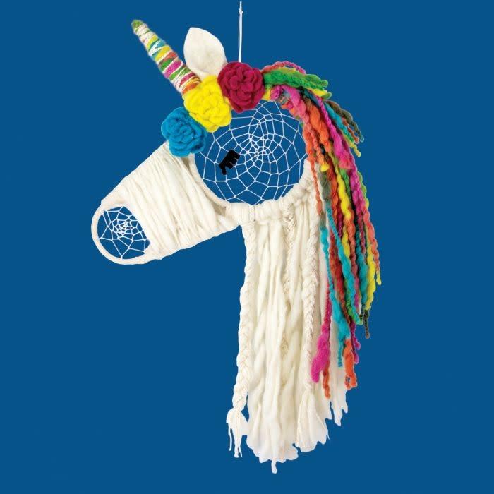 dZi Unicorn Dreamcatcher
