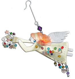 Olivia Angel Ornament