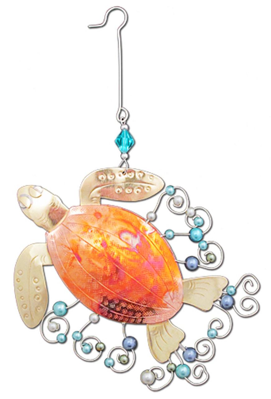 Leatherback Sea Turtle Ornament