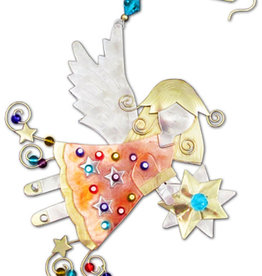 Star Angel Ornament