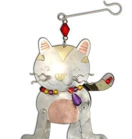 Doodle Cat Ornament