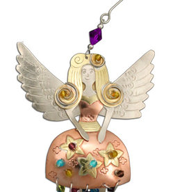 Elly Angel Ornament