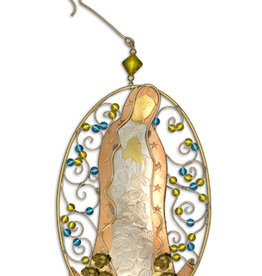 Our Lady Guadalupe Ornament