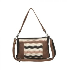 Myra Bag Thunderbolt Small Crossbody Bag