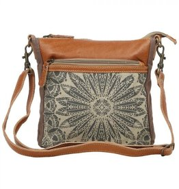 Myra Bag Dizzy Circle Small Crossbody Bag