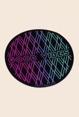 Soul Flower Good Vibes Sticker