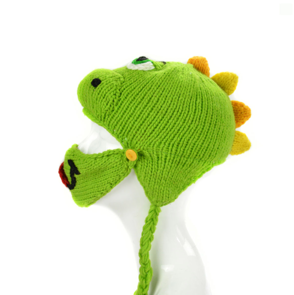 Minga Imports Kids Dragon Hat with Facemask