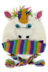 Minga Imports Kids Unicorn Hat with Facemask
