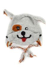Minga Imports Kids Doggy Hat with Face Mask
