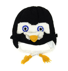 Minga Imports Kids Penguin Hat with Mask