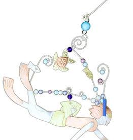 Snorkeler Ornament