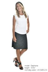 Sea Turtles & Pebbles Reversible Sport Skirt