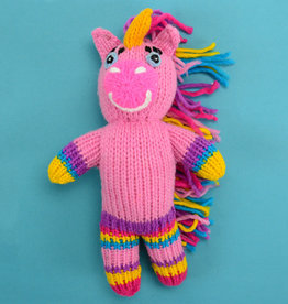 Minga Imports Unicorn Dandy Doll