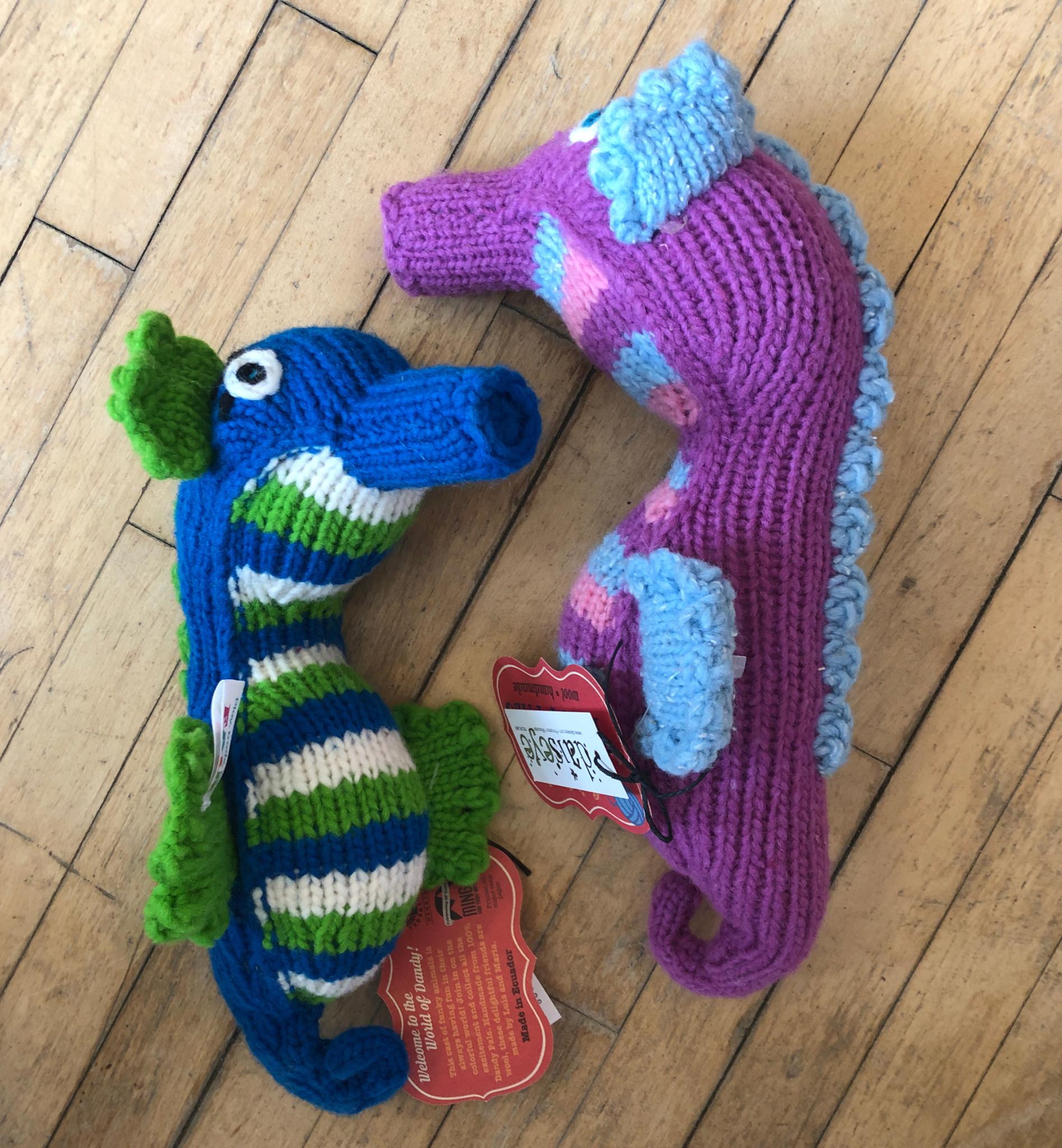 Minga Imports Sea Horse Dandy Doll