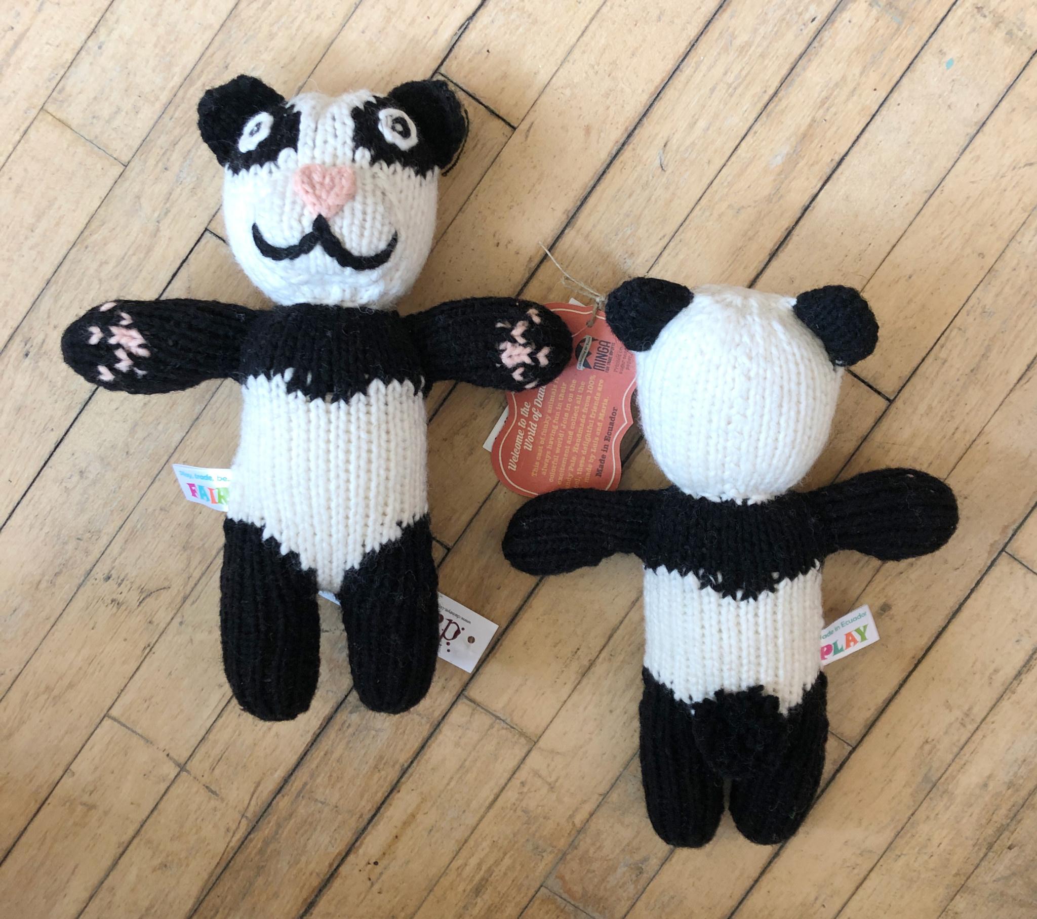 Panda Dandy Doll