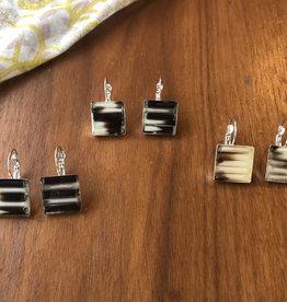 Ziggywear Square Stud Earrings