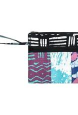 Global Mamas TS Assorted Organic Zip Wristlet