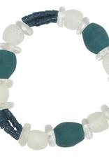 Global Mamas TS Abacus Bracelet Teal