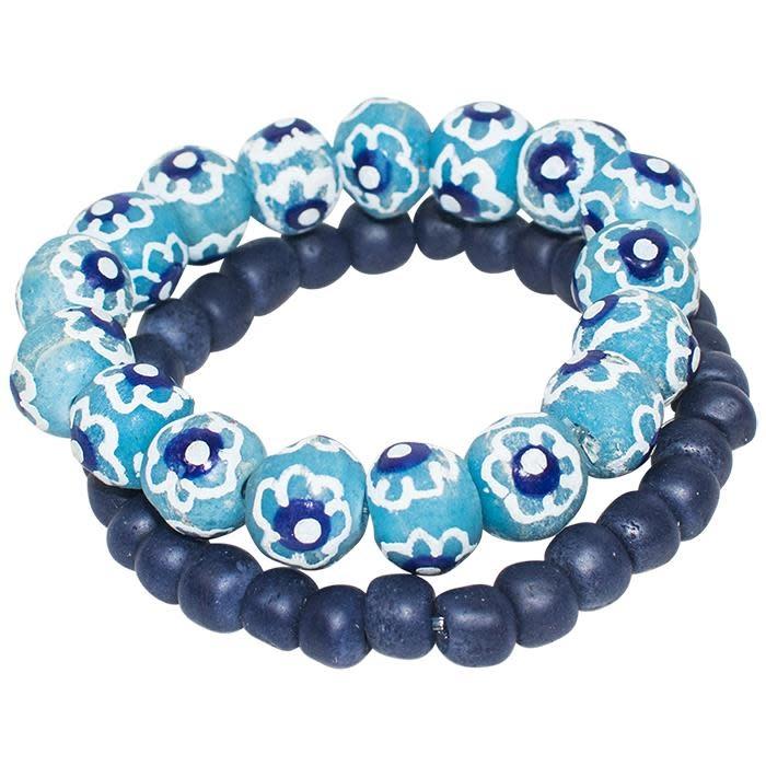 Global Mamas TS Full Bloom Bracelet Set