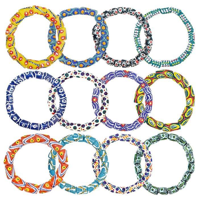 Global Mamas TS Hand Painted Bracelet Each
