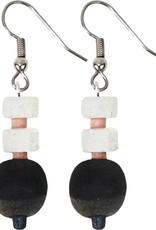 Global Mamas TS Kalahari Earrings Natural