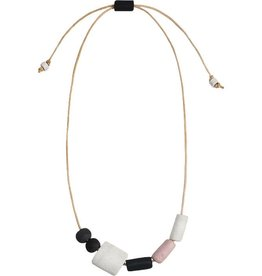 Global Mamas TS Kalahari Necklace Neutral