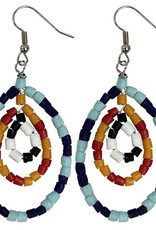Global Mamas TS Namib Earrings Multicolor
