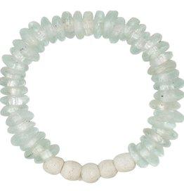 Global Mamas TS Volta Bracelet White