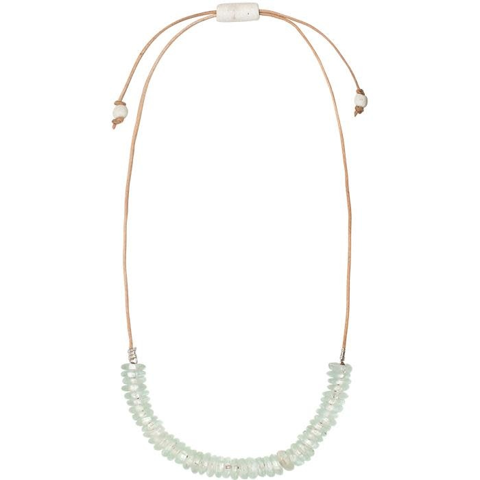 Global Mamas TS Volta Necklace White