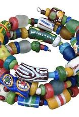 Global Mamas TS Hodge Podge Spiral Bracelet